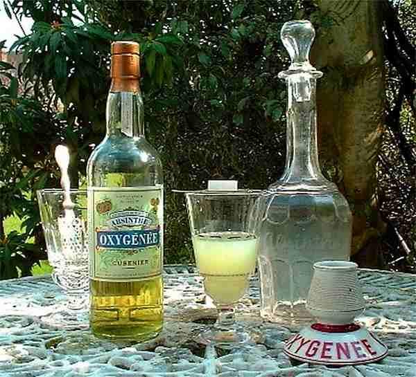 Настойка полыни обыкновенной на водке