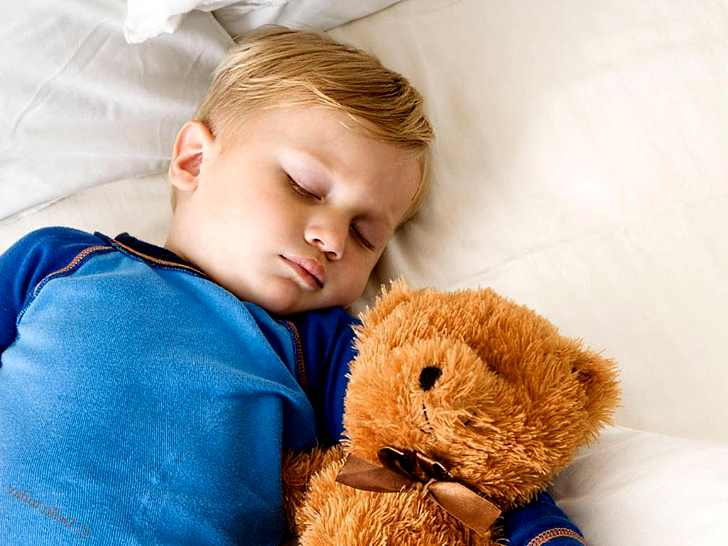 Укладываем спать ребенка от года до трех лет