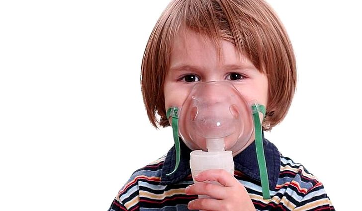 Первая помощь при ложном крупе у ребенка