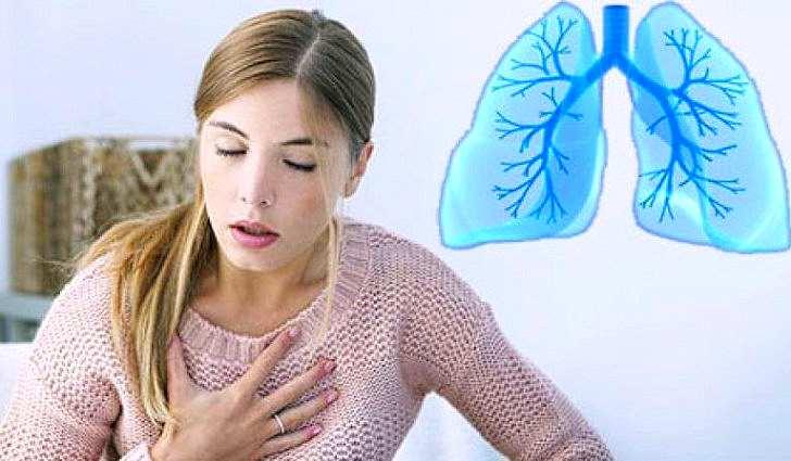 Альвеолит легких у детей