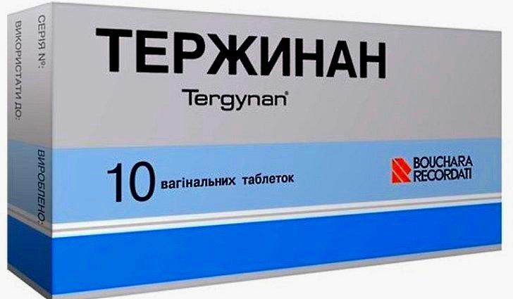 Препараты для лечения цервицита