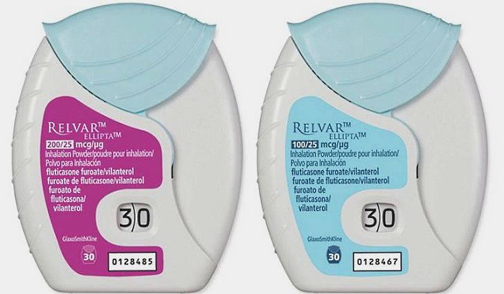 препараты базисного лечения астмы