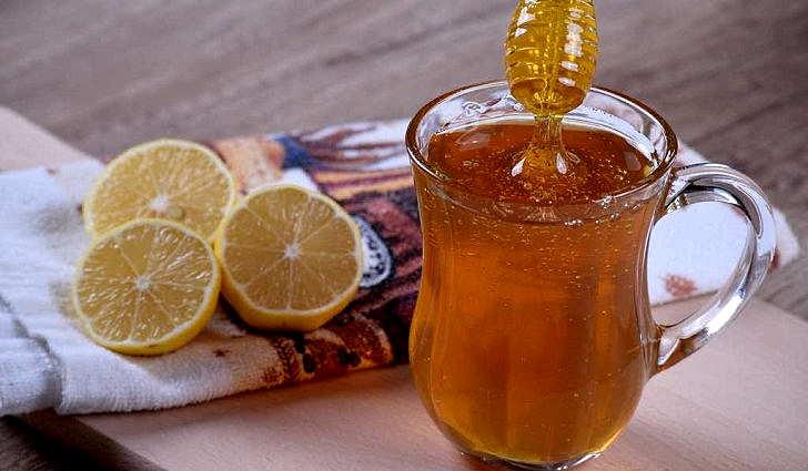 Лимон с медом для лечения узлового зоба