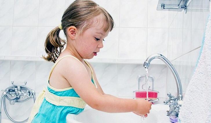 Профилактика кишечного гриппа у детей
