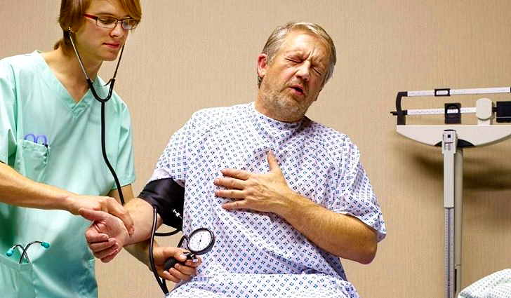 Гипертонический криз - причины, симптомы, лечение