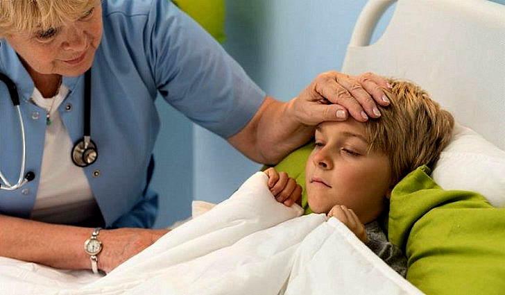 ОРВИ у детей - пневмония