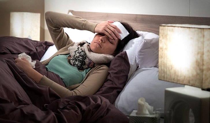 Симптомы опоясывающего лишая: слабость, разбитость, головная боль