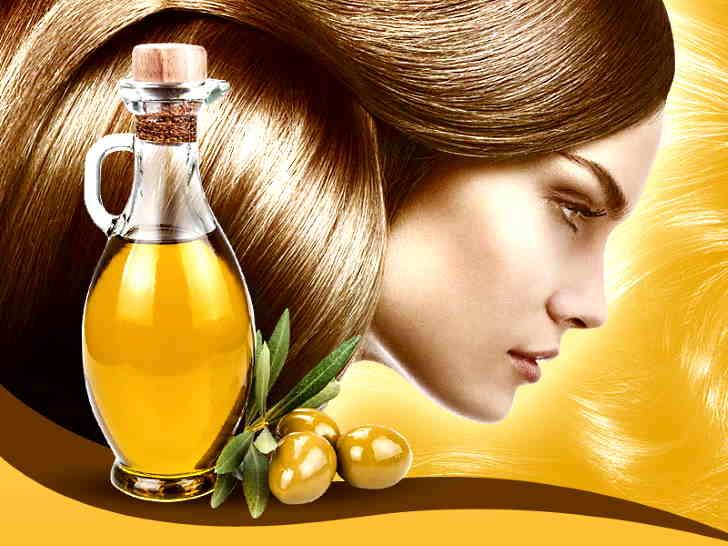 Использование оливкового масла для здоровья волос