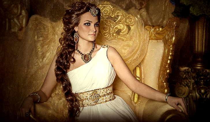 Женские секреты красоты и здоровья греческих мадонн