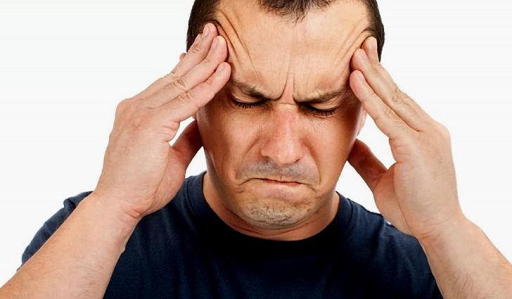 Симптомы цефалгии