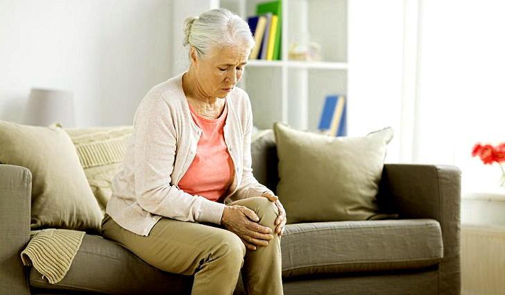 Симптомы гонартроза - боль в колене