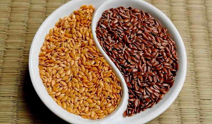 Отвар семян льна лечит сахарный диабет