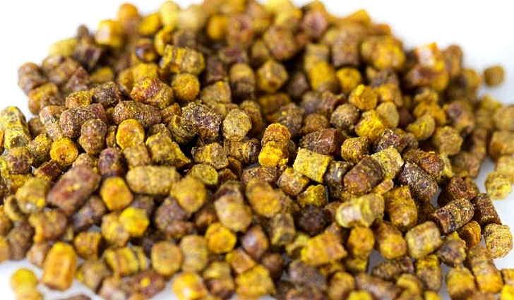 Пчелиная перга применяется для лечения стоматита