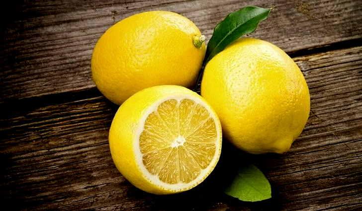 Лимон в рецепте лечения мигрени