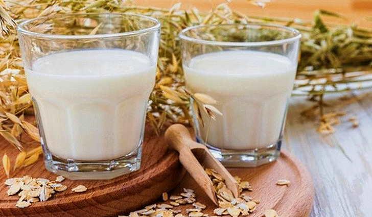 Овес на молоке от гепатита